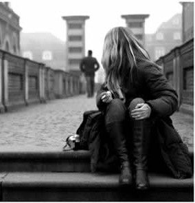 A Boy Walking Away From A Girl Boy And Girl Walking Away Together Images & Pictures - Becuo